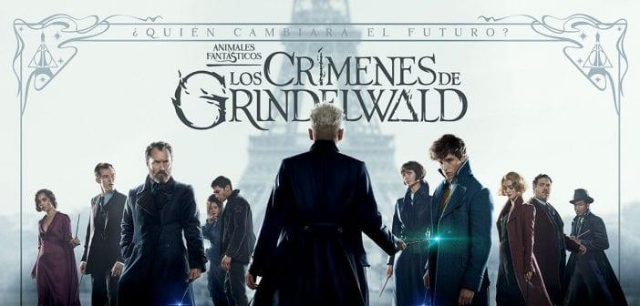 Primeras impresiones: Los crímenes de Grindelwall (SIN SPOILER)