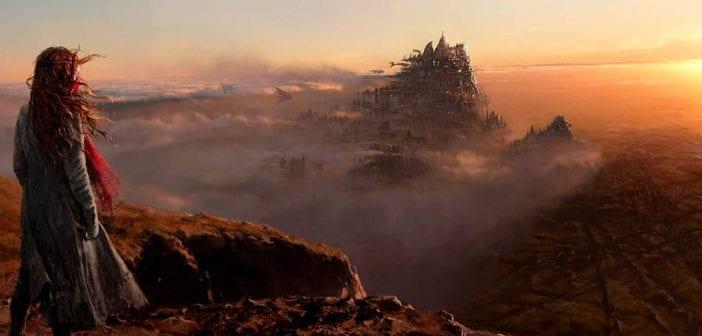 Crítica de Mortal Engines: una estética preciosa con un guion deficiente