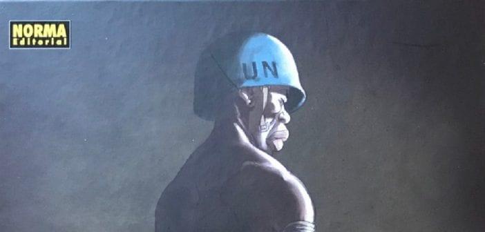 Katanga, de Fabien Nury y Sylvain Vallée. Sobre el sucio mundo postcolonial africano y los hombres tullidos emocionalmente