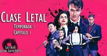 Análisis de Clase Letal (Deadly Class). Temporada 1. Episodio 1