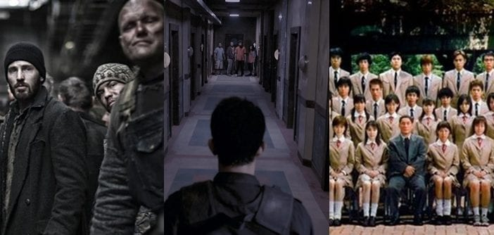 Tres películas que parecen videojuegos