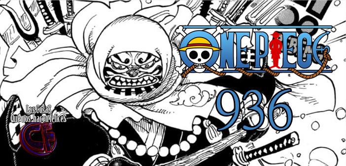 One Piece 936, Luffy contra una bestia