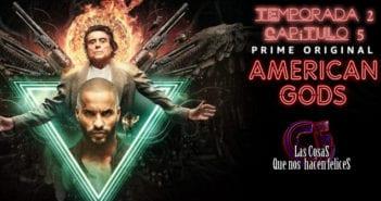 Análisis de American Gods. Temporada 2. Capítulo 5