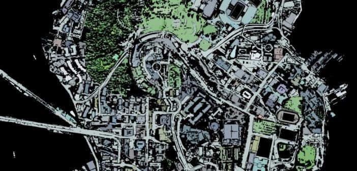 El cómic de la semana: Gideon Falls volumen 1. El granero negro