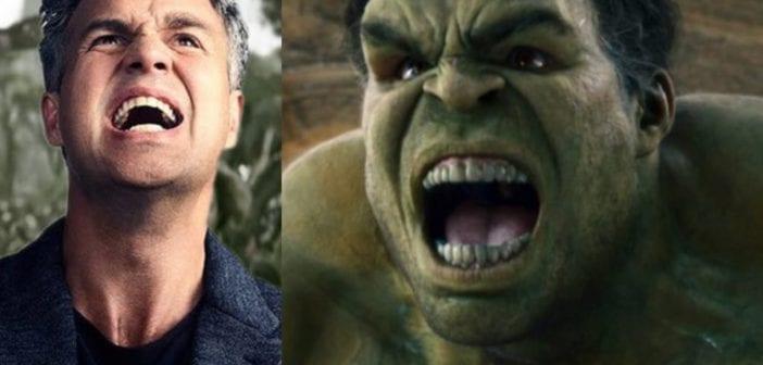 Mark Ruffalo no sabía si Hulk moría o no en Vengadores Infinity War hasta que no la vió en el cine