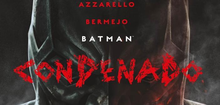 Reseña de Batman: Condenado libro I. El Joker ha muerto y lo sobrenatural envuelve Gotham