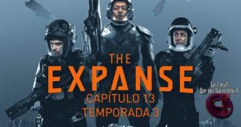 Análisis de The Expanse. Temporada 03. Capítulo 13 -Fin de Temporada-