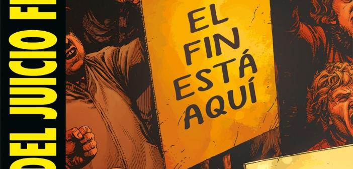 Análisis del Reloj del Juicio Final #1. Geoff Johns se atreve a continuar Watchmen y unirlo al Universo DC