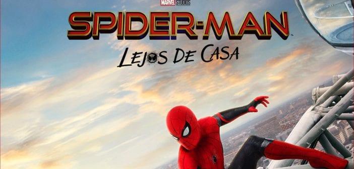 El mayor enemigo de Spiderman: Lejos de Casa no es Mysterio sino… Sony