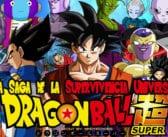 Análisis de Dragon Ball Super. Capítulos 77-131. La Saga de la Supervivencia Universal