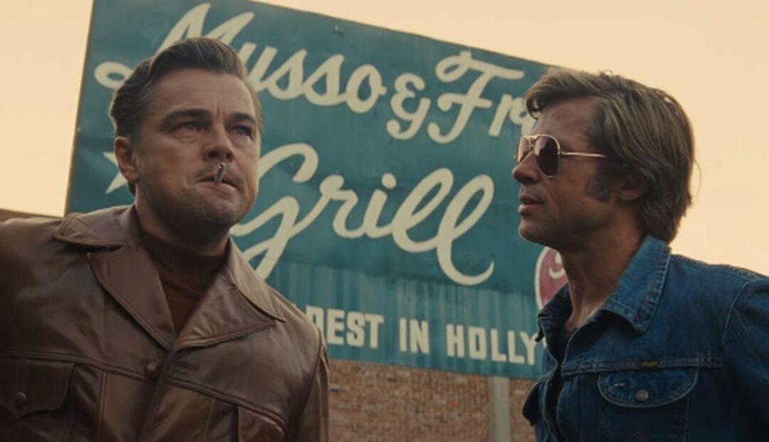 erase una vez en Hollywood critica Tarantino Pitt DiCaprio robbie