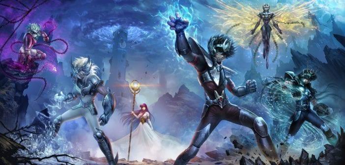 Saint Seiya: Los Caballeros del Zodiaco de Netflix. Un intento soso de reiniciar la franquicia (1 de 2)