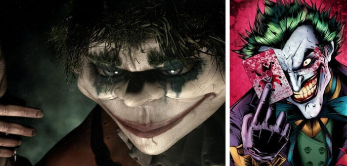 Joker tuvo su propio Robin: Gaggy Gagsworthy