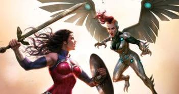 Wonder Woman: Bloodlines continúa expandiendo el universo animado de DC