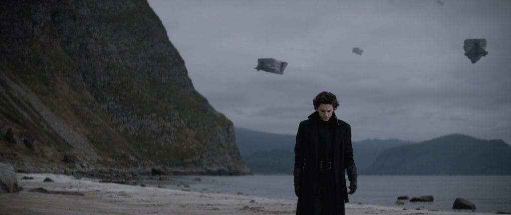 Timothée Chalamet en Dune