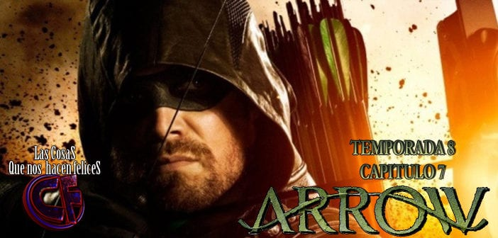 Análisis de Arrow. Temporada 8. Episodio 7: Purgatorio