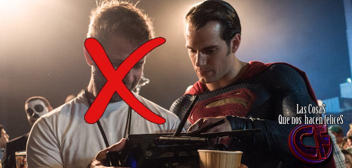 Siento decirlo pero nunca verás el Snyder cut de la Liga de la Justicia