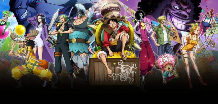 Selecta Visión anuncia las salas de cine españolas que proyectarán One Piece: Estampida