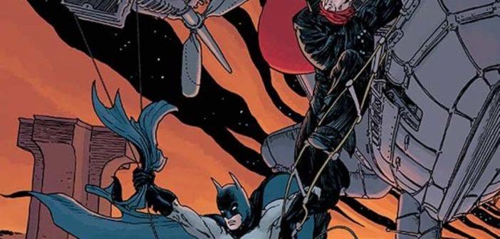Reseña de La Sombra/Batman: Cuando colaborar es la única forma de vencer al mal