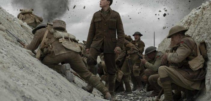 Crítica de 1917. No es de guerra, es la guerra.
