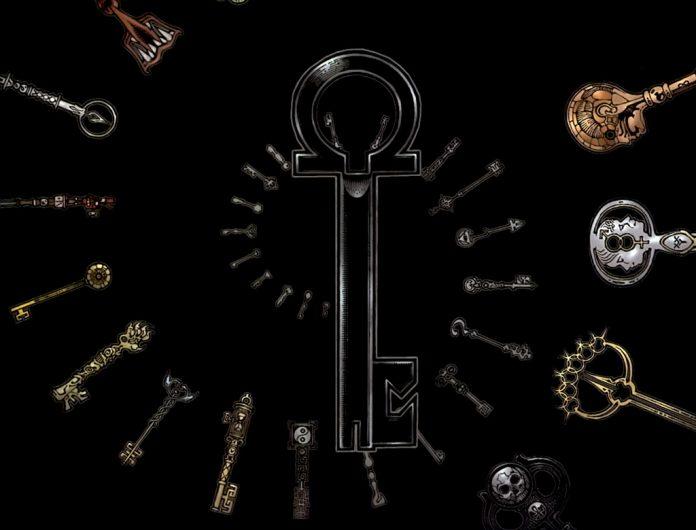 Las Llaves De Locke Key Cuáles Han Aparecido En La Primera Temporada De La Serie Las Cosas Que Nos Hacen Felices