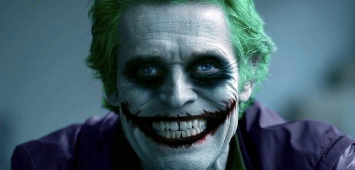 ¿Willem Dafoe como el Joker? Muchos fans lo ven como el actor ideal para la próxima encarnación del villano