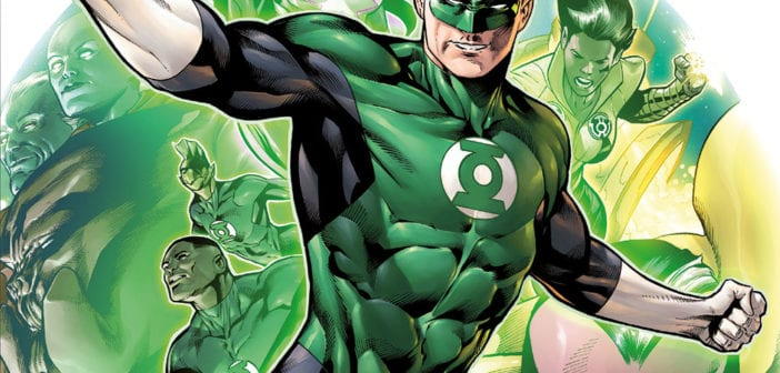 El cómic de la semana: Green Lantern Saga. Hal Jordan y los Green Lantern Corps. La ley de siniestro