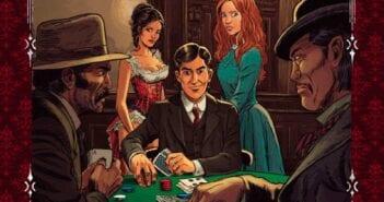 En clave de western: Reseña de El último tahúr, una historia deliciosa de póker y trampas ambientada en el salvaje oeste