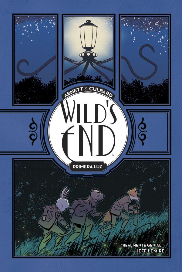 Wild's End. Primera luz.