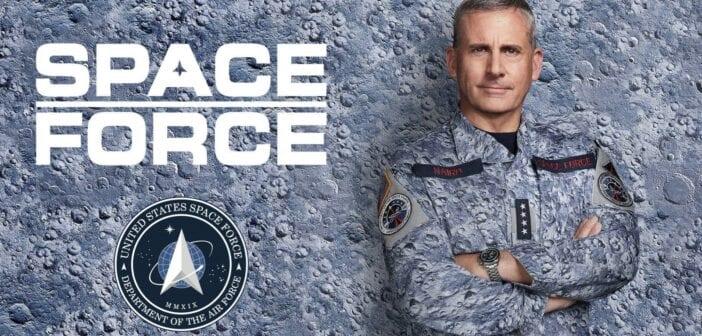 Análisis de Fuerza Espacial, Temporada 1, en Netflix.