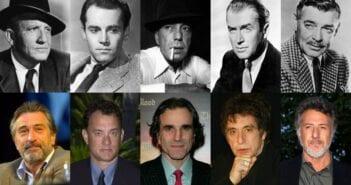 Los 20 actores más importantes de todos los tiempos