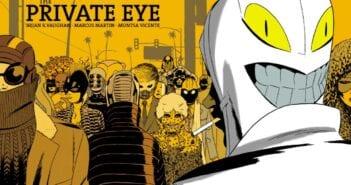 portada the private eye