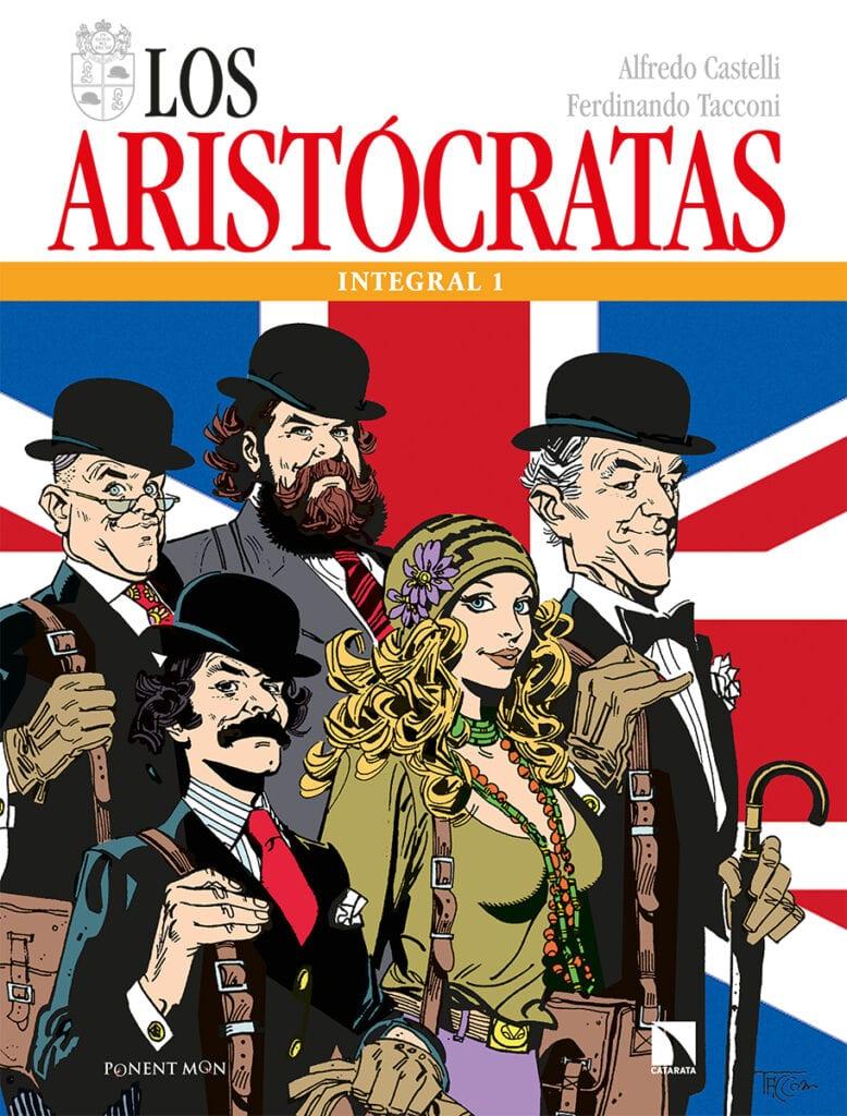 Los Aristócratas Integral 1.