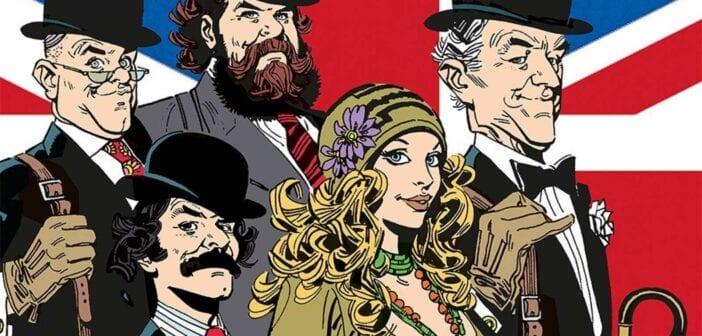 El cómic de la semana: Los Aristócratas – Integral 1