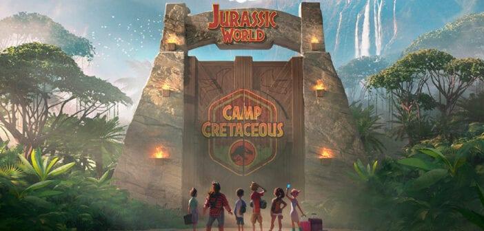 Crítica de Campamento Cretácico: El mundo de Jurassic World se expande al terreno de la animación