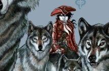 Un lobo es un lobo