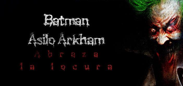 El cómic de la semana: Batman Asilo Arkham, la enfermiza oda a la locura