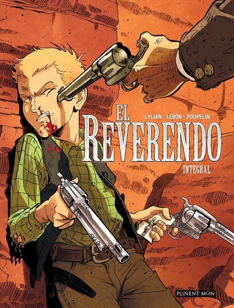 El Reverendo, portada de la edición española