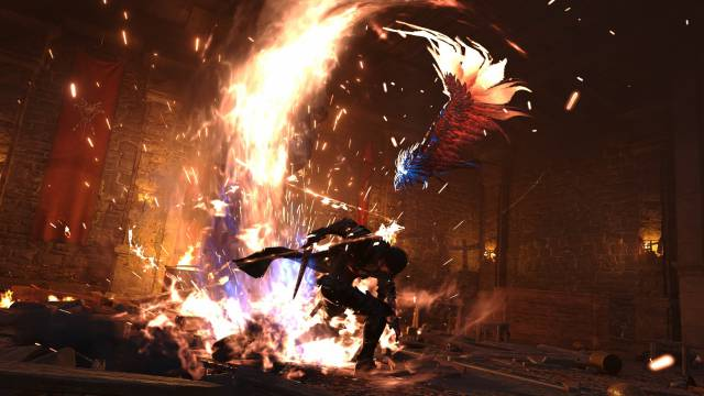 Muestra de gameplay de Final Fantasy XVI