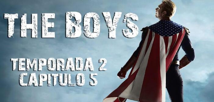 Análisis de The Boys. Temporada 2. Episodio 5