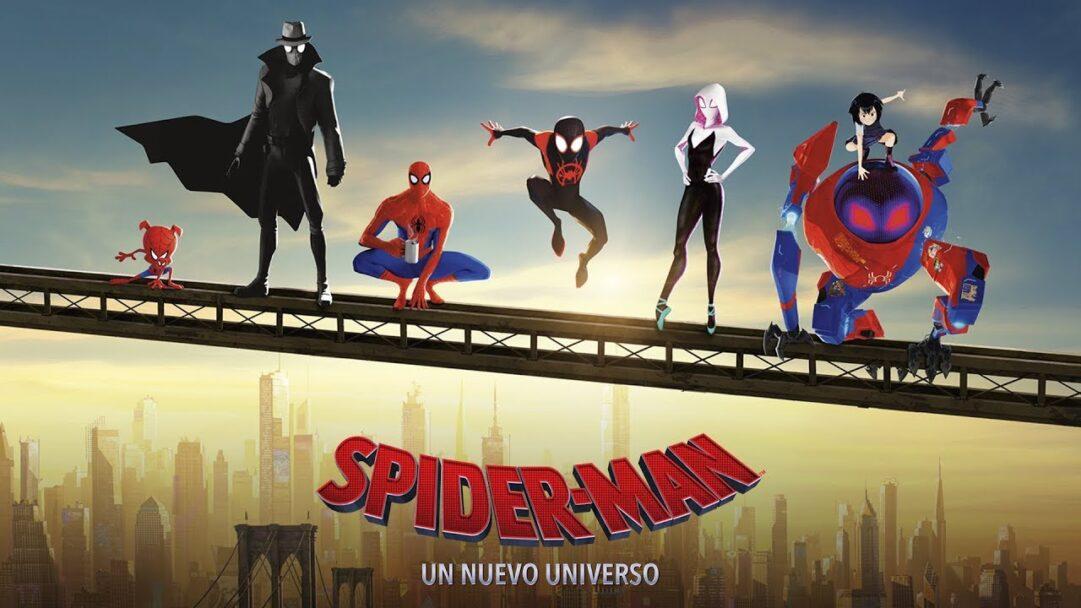 spiderman un nuevo universo estreno en netflix