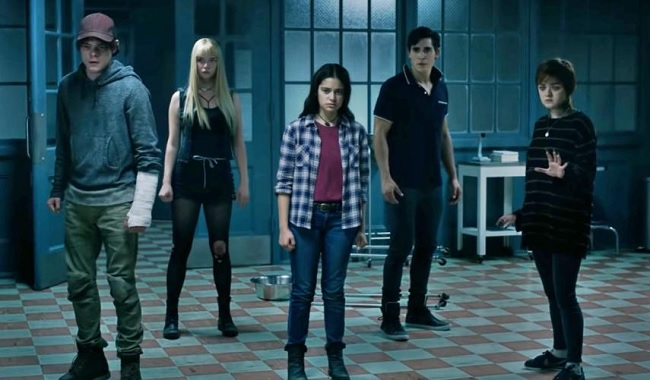 Los protagonistas de los Nuevos Mutantes