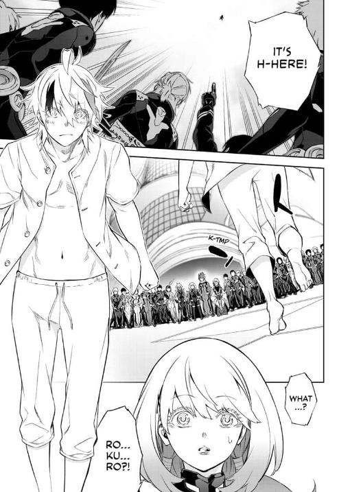 Rokuro Yang en Twin Star Exorcists