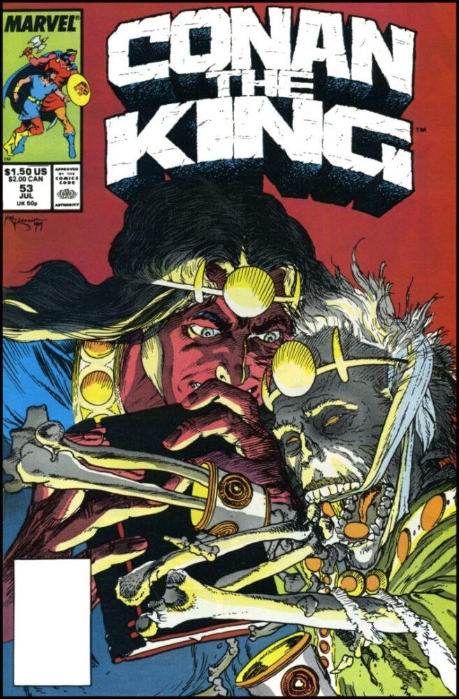 conan rey 4