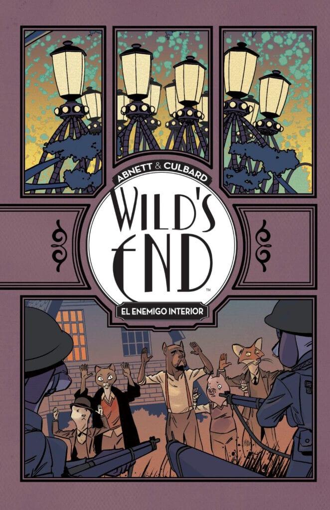 Wild's End 2: El enemigo interior.