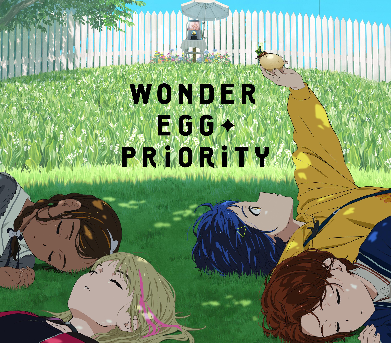 Wonder egg priority sorpresa del 2021