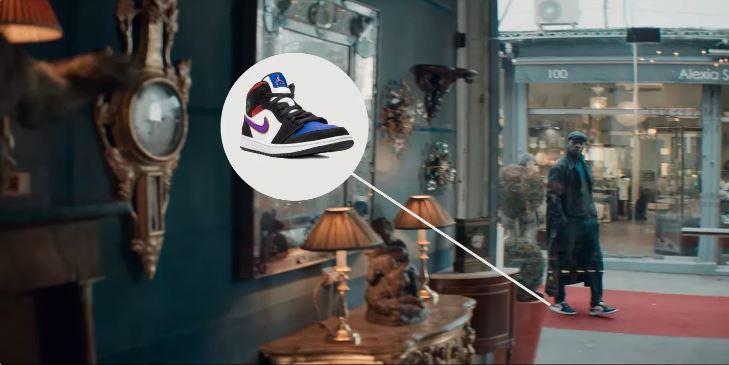 zapatillas de Lupin