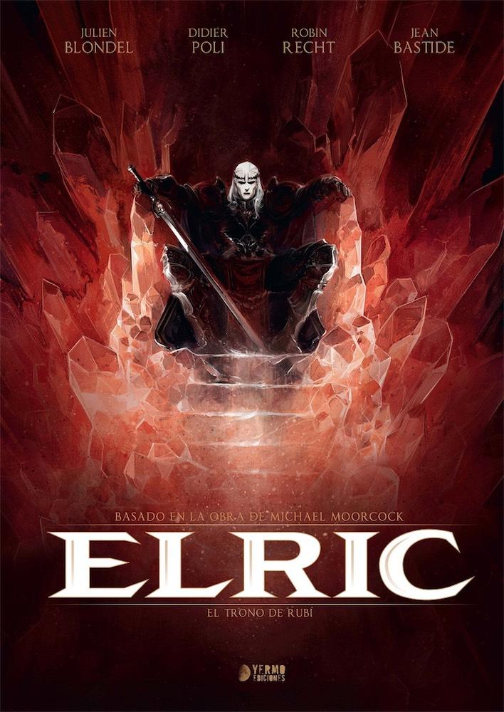 Elricl El trono de rubí