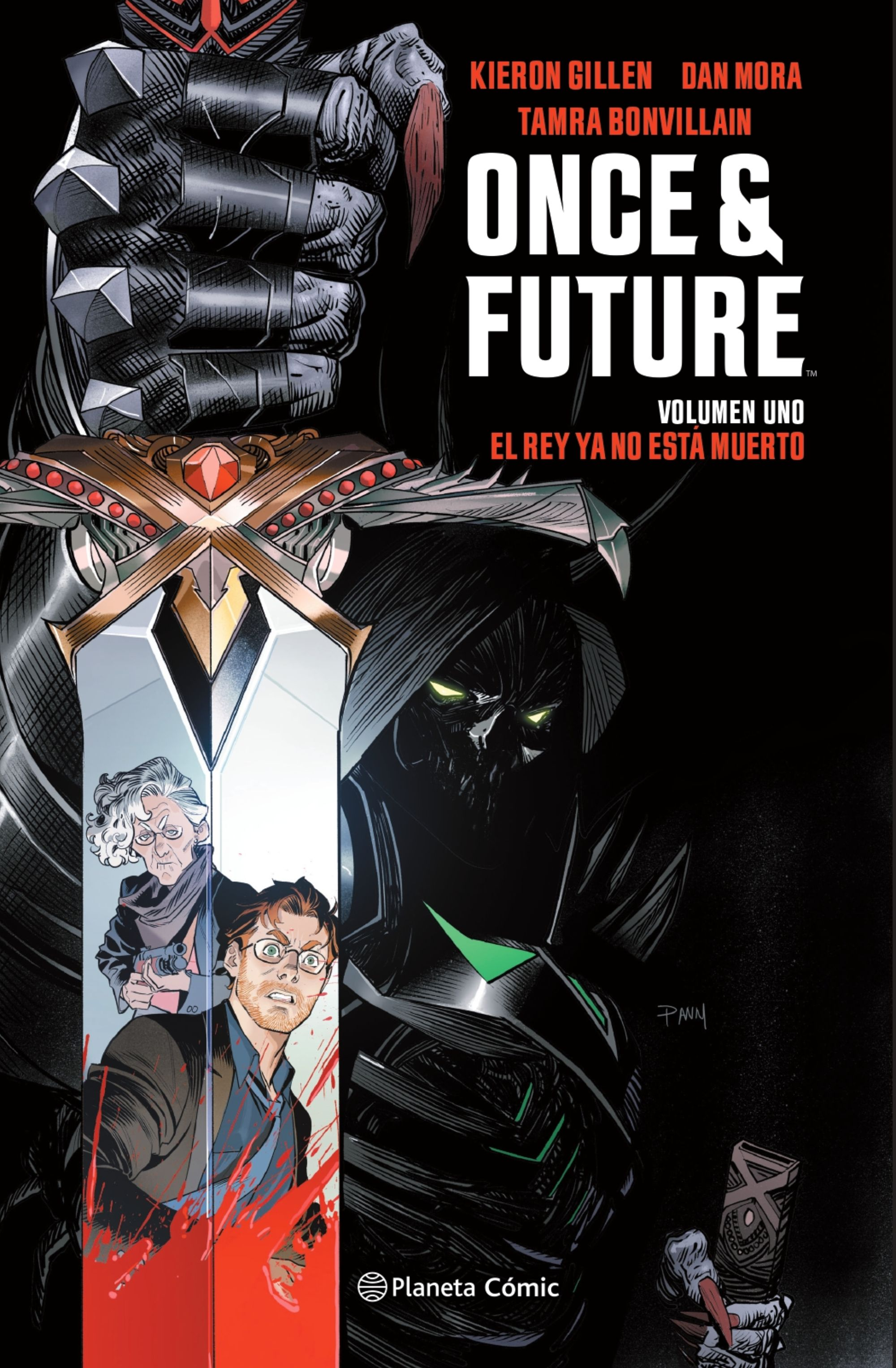 Once and Future volumen uno