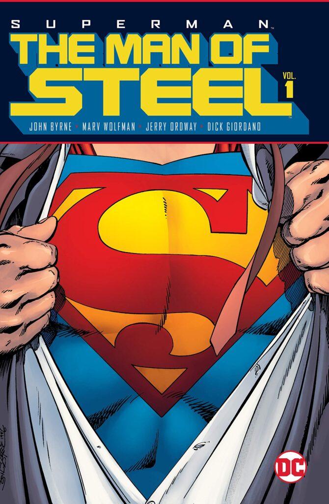 Superman El hombre de acero 1